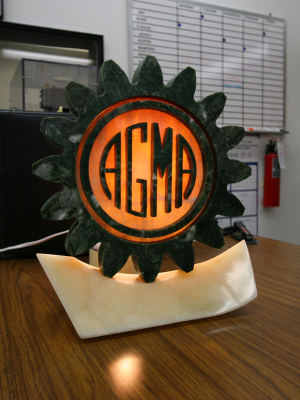 AGMA 2006 Award