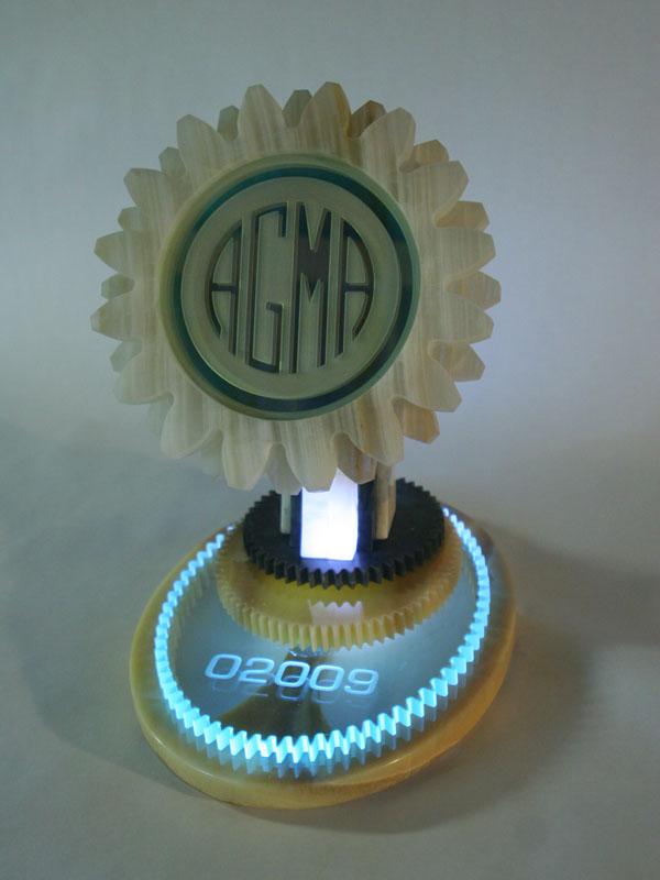 AGMA 2009 Award 1