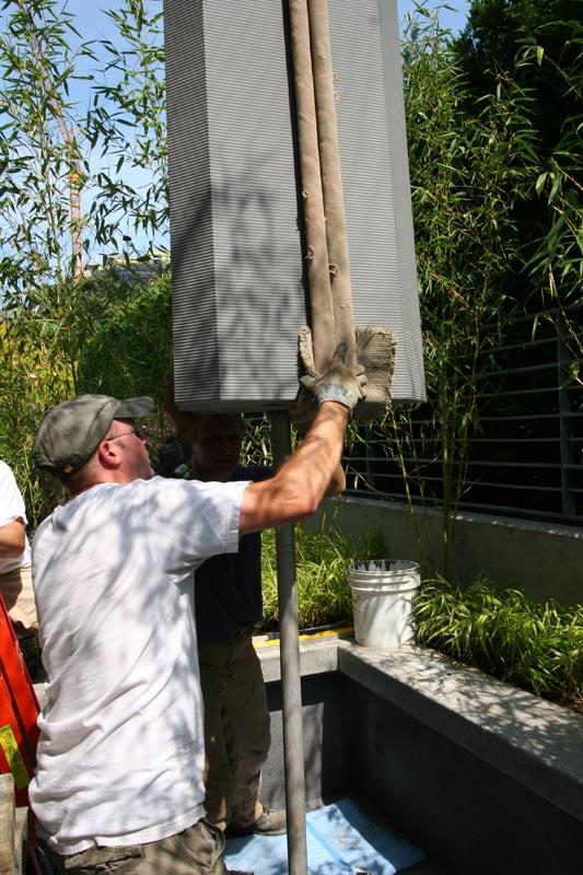 Milgard Installation Queen Anne 045